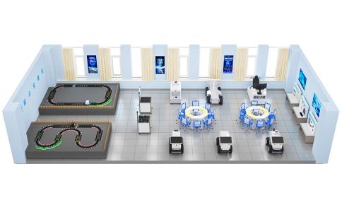 智能网联汽车综合实训室建设方案